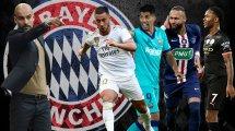 Los 7 fichajes soñados que Pep Guardiola no logró para el Bayern Múnich