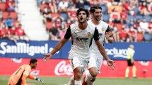 El buen momento de Gonçalo Guedes que ilusiona al Valencia