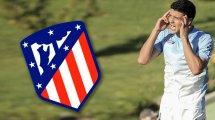 El fichaje de 1 M€ que se le escapó al Atlético de Madrid