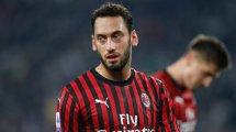 Manchester United e Inter de Milán, atentos a la opción Hakan Calhanoglu a coste 0