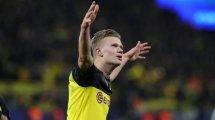 Borussia Dortmund | El poderío ofensivo de Erling Braut Håland