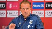 Bayern Múnich | Hansi Flick alude a la posible marcha de una de sus piezas