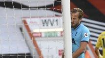 El incierto futuro de Harry Kane en el Tottenham Hotspur