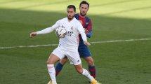¿Contempla el Chelsea el regreso de Eden Hazard?