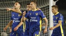 Lorenzo Montipò se compromete con el Hellas Verona