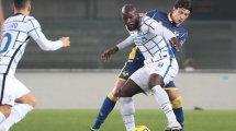 Serie A | El Inter de Milán se impone al Hellas Verona