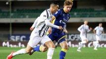 Serie A   El Hellas Verona frena a la Juventus de Turín