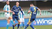 Serie A   Remontada del Hellas Verona contra el Nápoles