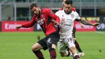 Serie A   El AC Milan se estrella con el Cagliari