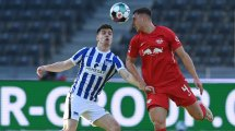 Bundesliga | El RB Leipzig gana en Berlín y se acerca al Bayern Múnich