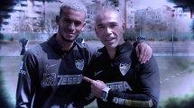 La recompensa del Málaga a Hicham Boussefiane