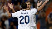 Gonzalo Higuaín recuerda su aterrizaje en el Real Madrid
