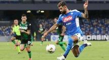 AS Roma y Fiorentina quieren pescar en el Nápoles