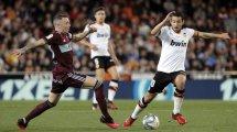 Valencia | Dani Parejo sale en defensa de Albert Celades