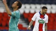 Mauro Icardi quiere triunfar en el PSG