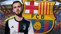 FC Barcelona | Así puede tener cabida Miralem Pjanic