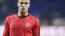 El Real Zaragoza pide una cesión al FC Barcelona
