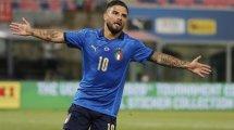 El nuevo plan del Inter de Milán para reclutar a Lorenzo Insigne