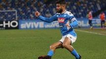 Lorenzo Insigne se desvincula de Mino Raiola