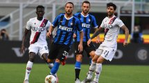 Serie A | El Bolonia sorprende al Inter de Milán