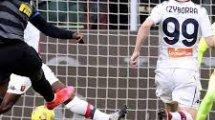 Serie A | El Inter de Milán vuela alto a costa del Génova