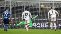Coppa de Italia   La Juventus golpea primero ante el Inter con un gran Cristiano