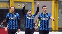Los objetivos a coste cero del Inter de Milán