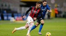 Coppa de Italia   Eriksen guía al Inter en el derbi contra el AC Milan