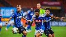 Serie A   El Inter de Milán tumba al Nápoles