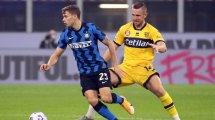 El Inter de Milán prepara un movimiento para alejar a Nicolò Barella de Real Madrid y FC Barcelona