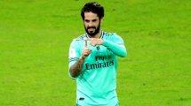 Isco Alarcón pide paso en el Real Madrid