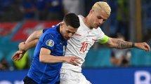 Eurocopa   Locatelli brilla en el triunfo de Italia ante Suiza