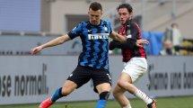 El Inter de Milán sigue a un relevo para Ivan Perisic