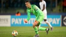 Atlético | Ivo Grbic se encuentra en Madrid