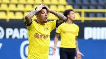 El Borussia Dortmund fija las condiciones para vender a Jadon Sancho