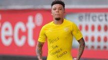 ¡El BVB rechaza 100 M€ del MU por Jadon Sancho!