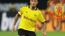 El Manchester United invertirá 100 M€ por Jadon Sancho