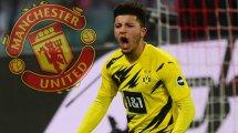 ¡El Manchester United ultima el fichaje de Jadon Sancho!