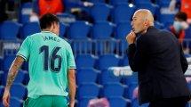Real Madrid | Se reducen las opciones de futuro para James Rodríguez