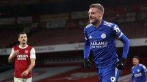 Jamie Vardy, longevidad al servicio del Leicester City