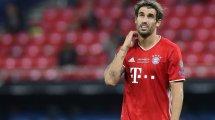 El Bayern Múnich recula con Javi Martínez