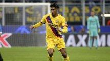 El FC Barcelona no espera a Todibo