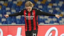 El AC Milan confirma una salida