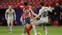 Atlético y Manchester City estudian un intercambio