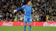 Real Betis | Joel Robles alude a su futuro