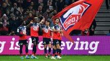 La alternativa del Lille para Victor Osimhen