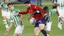 Osasuna | El esperado paso al frente de Jonathan Calleri