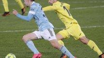 Jordan Holsgrove, la apuesta de futuro del Celta de Vigo