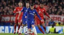 Juventus y Chelsea negocian un par de intercambios