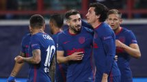 El Chelsea acecha a un zaguero del Atlético de Madrid